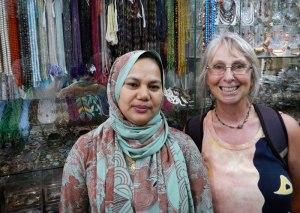 Bangkok Silver and Gem Bead Shopowner