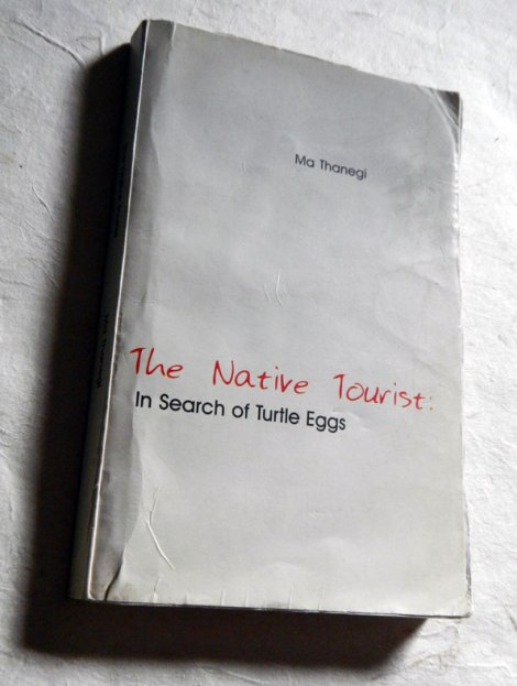Myanmar Book: In Search of Turtle Eggs