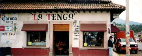 Patzcuaro Mexico: Lo Tengo General Store
