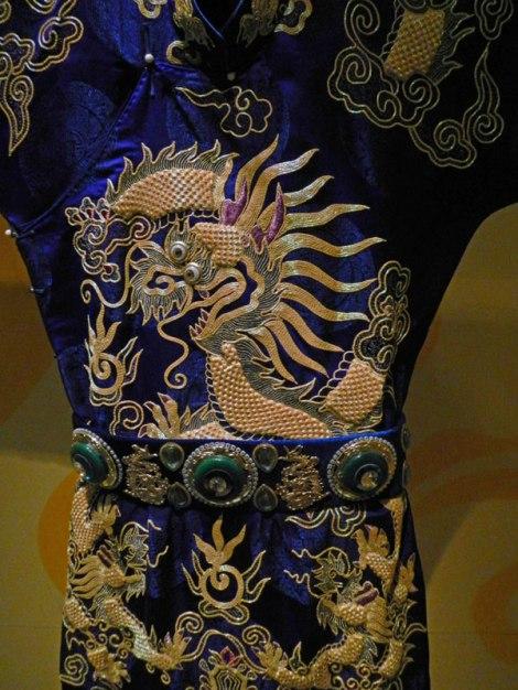 Hanoi Women's Museum: Len Dong Costume