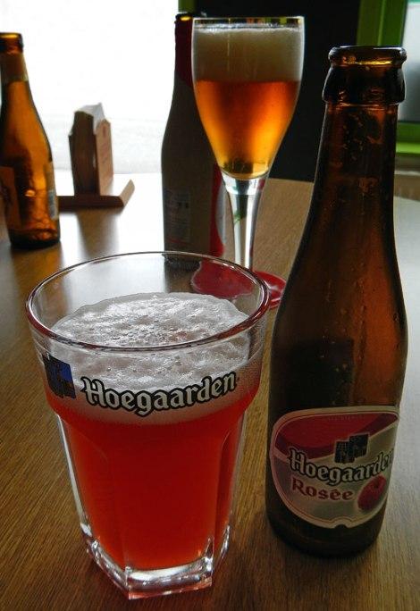 Belgian Beer: Hoegaarden Rosé