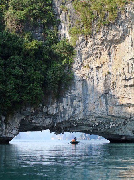 Halong Bay Overhang
