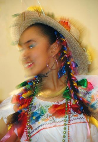 Mexican dancer