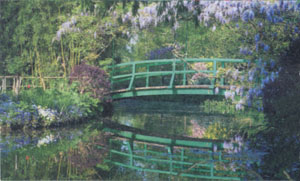 Billet Entrance to Monet's Garden