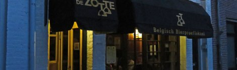 De Zotte Pub in Amsterdam