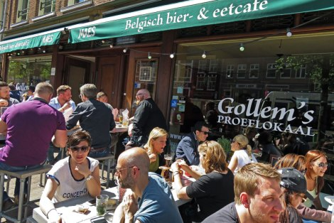Gollem's Proeflokaal Pub in Amsterdam