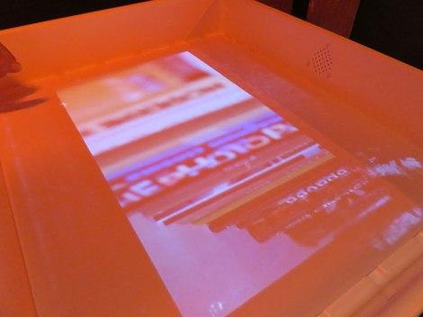 Nederlands Fotomuseum 'The Darkroom' display