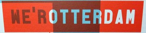 WE'ROTTERDAM Logo