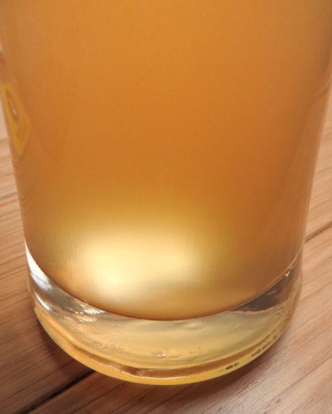 Trying to capture the colour of the cloudy Witte Antonia wheat beer