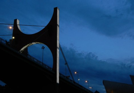 Bilbao's Bridge