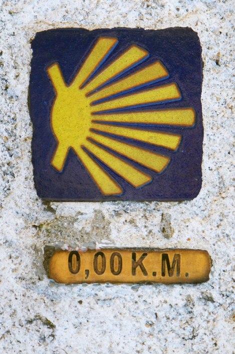El Camino Kilometer 0