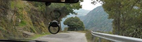 Drive along the Ribeira Sacra of northern Spain