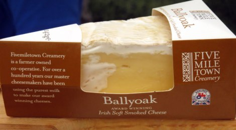 Smoked Cheese at aBelfast Food Fair
