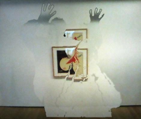 An Interactive 'Mirror' in Dublin's Modern Art Museum