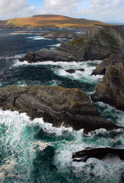 'Kerry's Most Spectacular Cliffs'