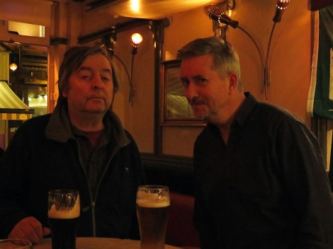 Dublin's Literary Pub Tour: The Characters