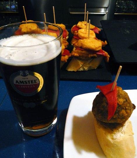 Pintxos (Pinchos) in Bilbao