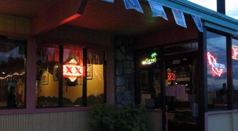 Mexico Cafe in Mt Vernon, Washington