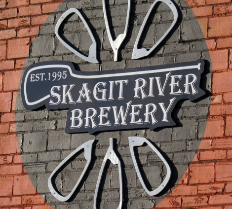Skagit River Brewery in Mt Vernon, Washington
