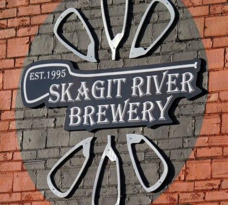 Skagit River Brewery in Mt Vernon, Washington