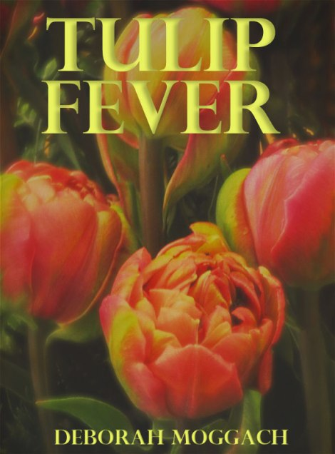 The Tulip Fever cover done in Stackables