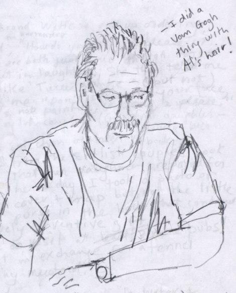 Diary: a 'Van Gogh' of Al