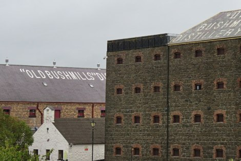 Bushmills Distillery Building