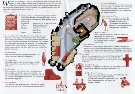 Carrickfergus Castle Brochure