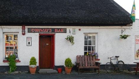 Fanad Peninsula, Conway's Bar