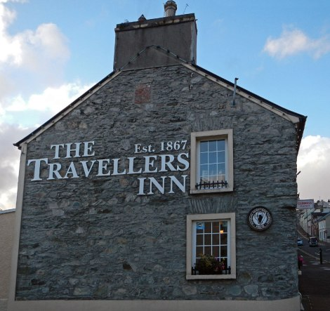 Fanad Peninsula, the Travellers Inn