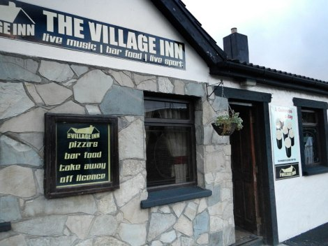 Fanad Peninsula, the Village Inn