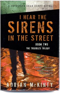mystery novel set in Belfast, Ireland during the Troubles