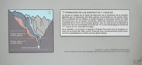 Notes about the view of the mountains from the Bulnes mirador