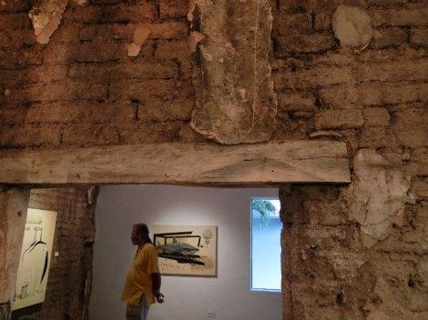 An art gallery in Puerto Vallarta