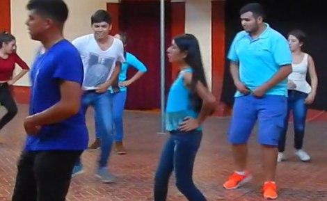Talpa dancers