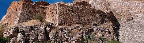 La Quemada Meso-American ruins near Guadalajara