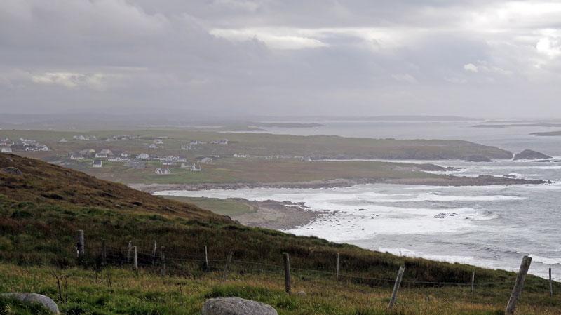 Bloody Foreland in Ireland