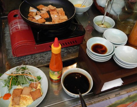 Hoi An Cooking Class: Banh Bot Chien