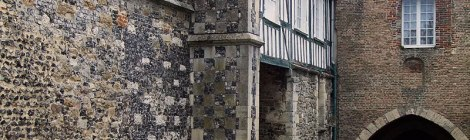Saint-Valery-sur-Somme Medieval Village