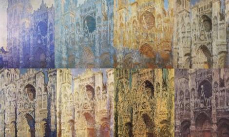 La Catedral de Rouen by Monet