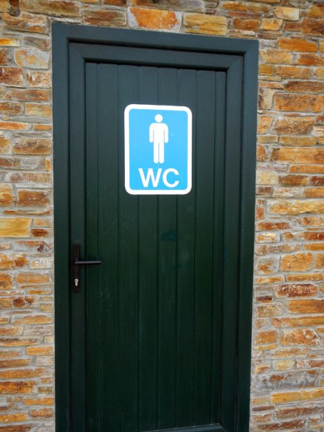 But ask for a Baño or Servicio in Spain and they just look at you strangely. I suppose it's all those English tourists but there they are called WCs