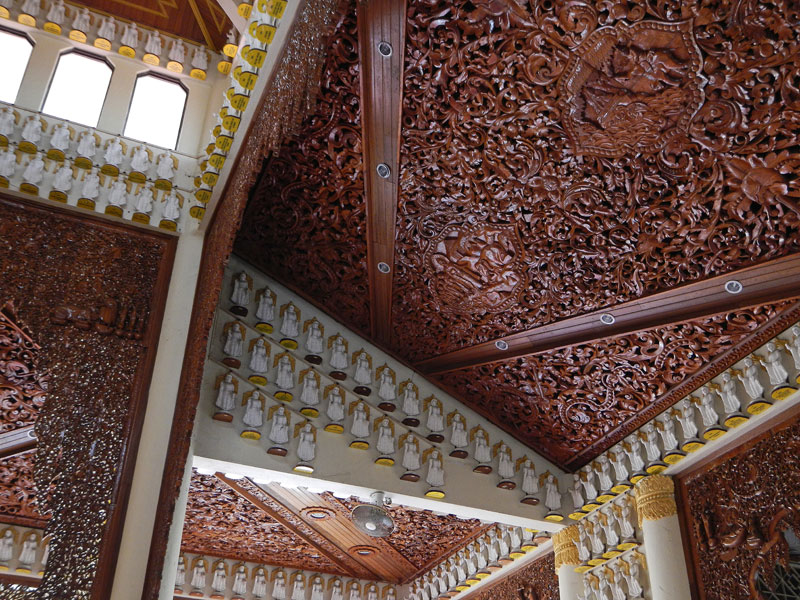 Wooden Ceilings from Around the World