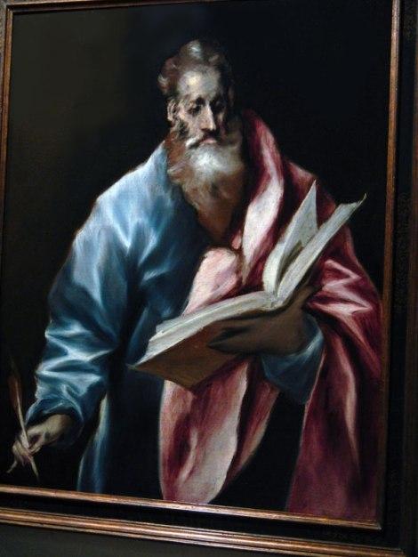 Toledo: El Greco Painting