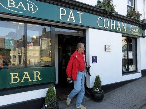 Pat Cohan's Bar in Cong, Ireland