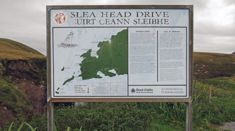 Slea Head Drive on the Dingle Peninsula, Ireland