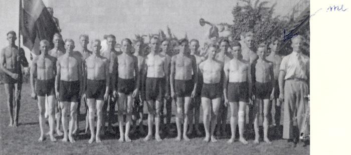 Landet Gymnastic Team