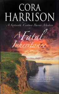 Novel: A Fatal Inheritance by Cora Harrisonw