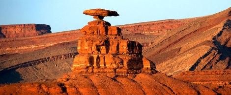 Mexican Hat in Utah