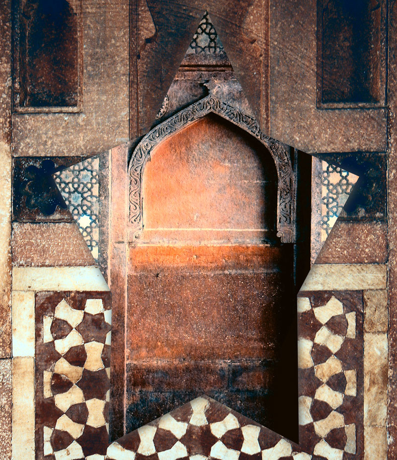 Geometric Patterns On Agra S Mughal Architecture Albatz Travel Adventures