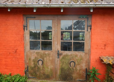 Nordenbro Blacksmith with orange walls